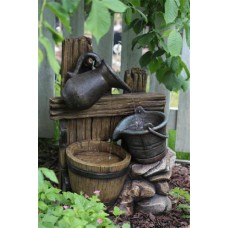Nostalgic Waterpots